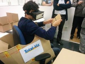 Cardboard Karts real